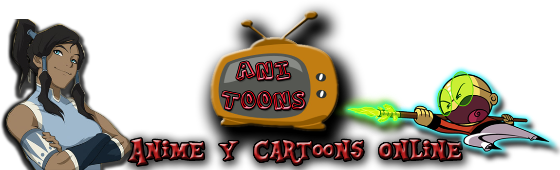 AniToons: Anime y Cartoons ONLINE