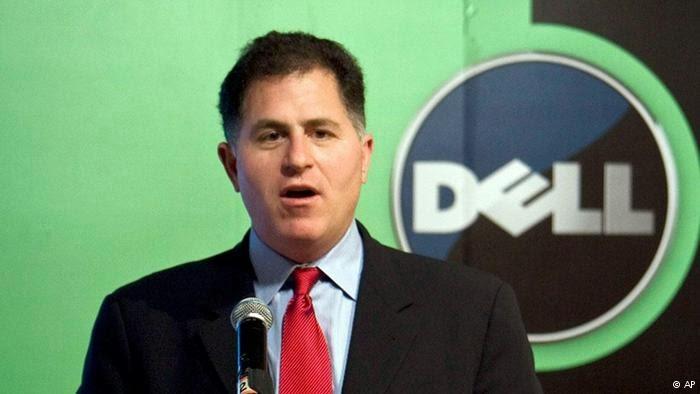 Kisah Sukses Michael Dell Pendiri Dell Computer yang Pantang Menyerah