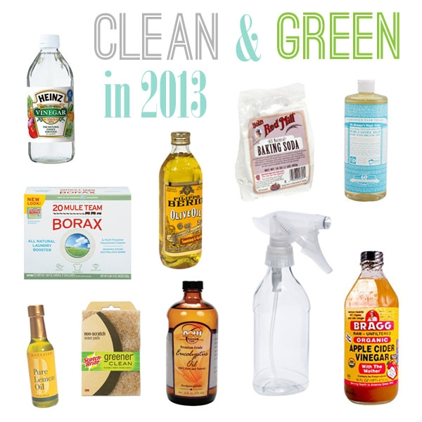 General Kitchen Cleaning Products And Chemicals: Clean Your Kitchen And Get  Organized For 2013