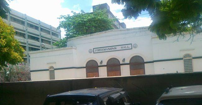 jengo la Free Masson lililopo Dar es Salaam
