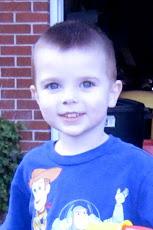 Caleb 34 Months