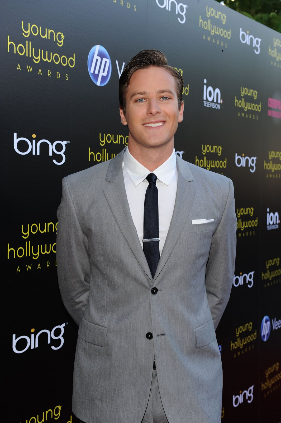Armie Hammer x Young Hollywood Awards | ShoppingandInfo.com