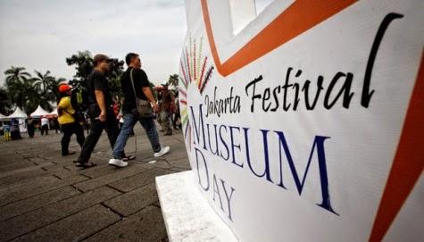 Jakarta Museum Day Festival 2014