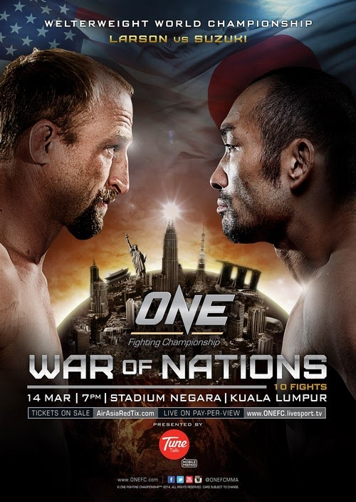 War Of Nation