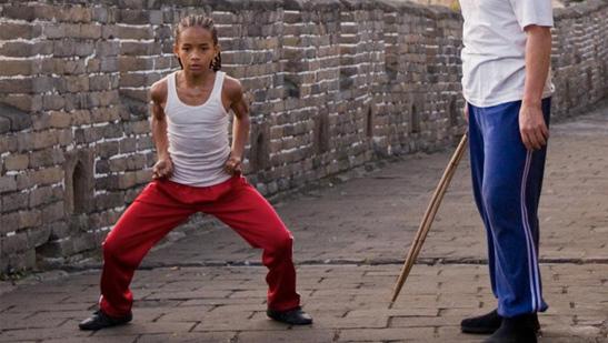 The Karate Kid Water Fountain