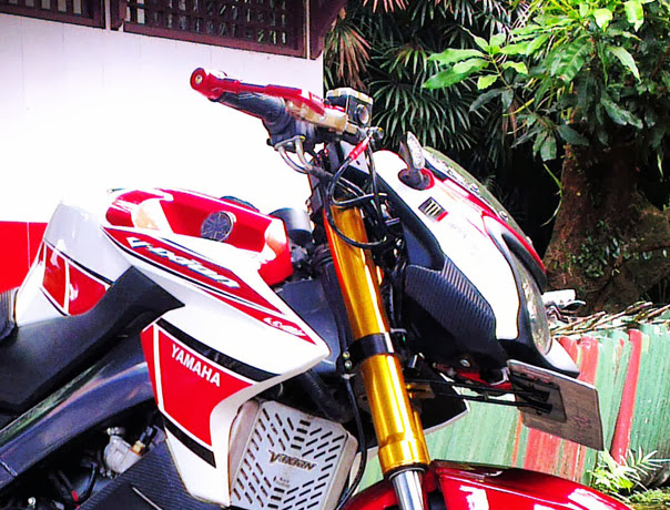 Yamaha Vixion 2013 Streetfighter
