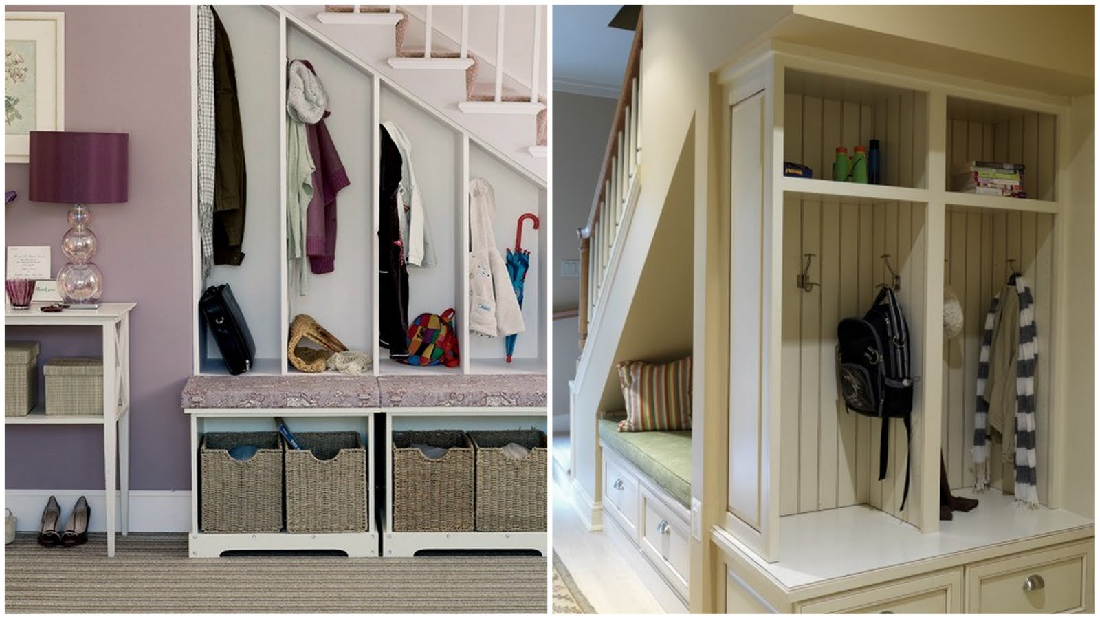 House on ashwell lane 6 ways to utilize the space under for Understairs storage