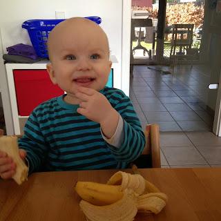 Banane essen