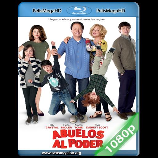 ABUELOS AL PODER (2012) FULL 1080P HD MKV ESPAÑOL LATINO