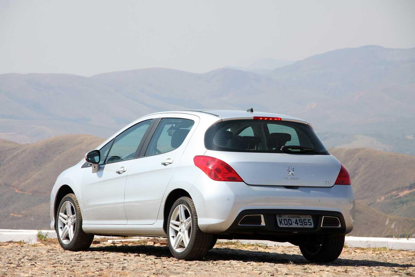 Peugeot 308 foto
