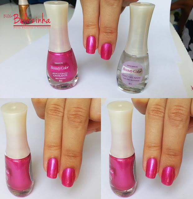 esmaltes-beauty-color-bem-amada-e-óleo-secante-de-girassol