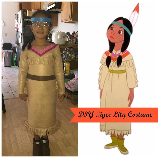 Adventures in DIY: DIY Peter Pan Group Costumes: Tiger ...