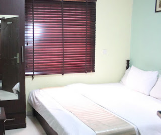 DownTown Lagos Hotel Ikeja York Room