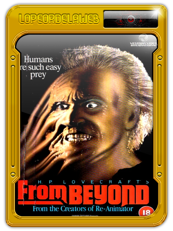 From Beyond (1986) <H. P. Lovecraft> BrRip-720p-Mega