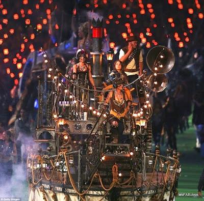 steampunk olympics