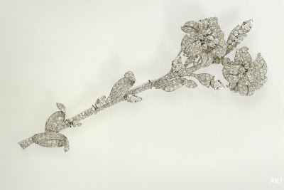 The Cartier Lily Brooch