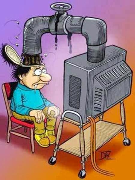 Πως η τηλεόραση επηρεάζει τα παιδιά