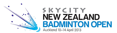 SKYCITY New Zealand Badminton Open 2013