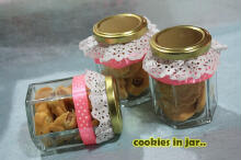 DROP COOKIE IN JAR