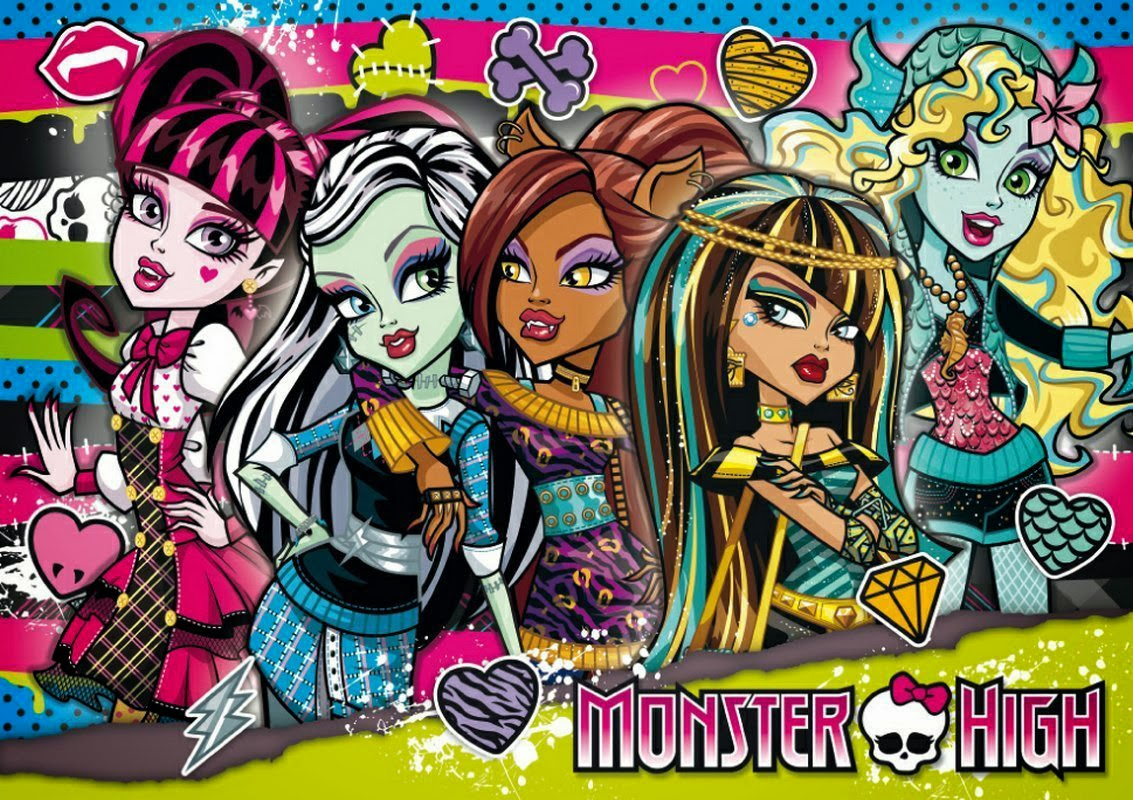 Monster High, part 1
