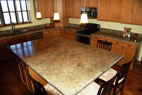 Countertop Overlay Options : countertop granite overlay ideas
