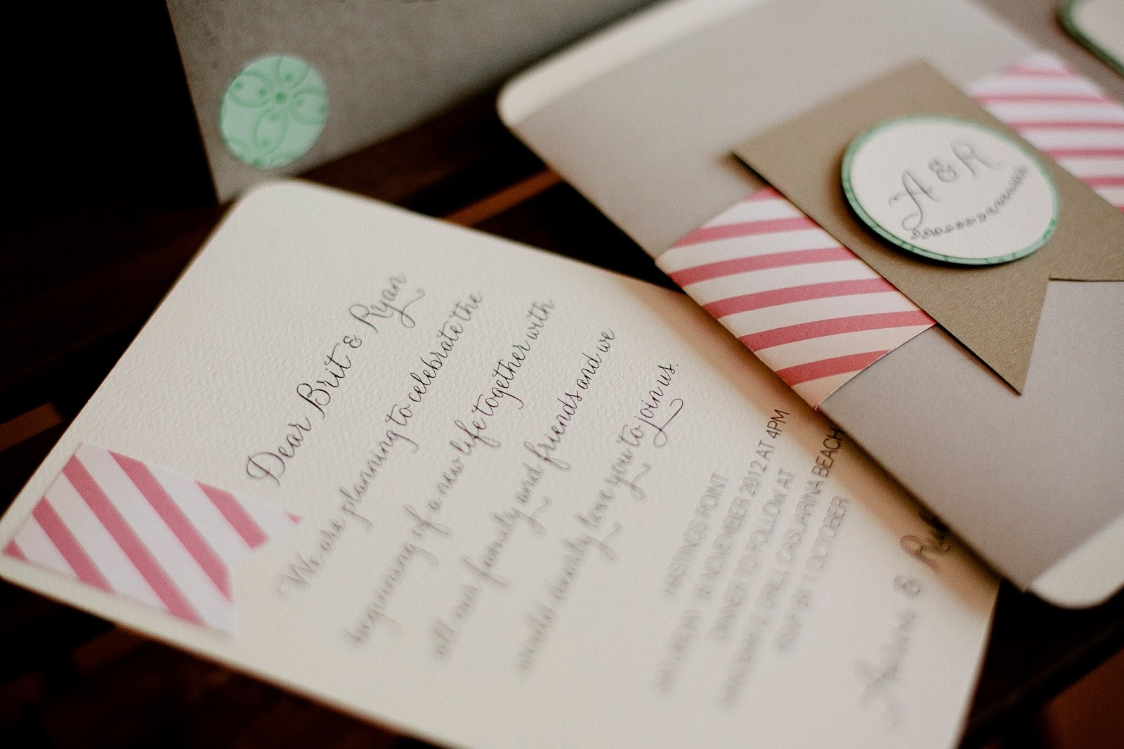 Informal Wedding Invites is beautiful invitations layout