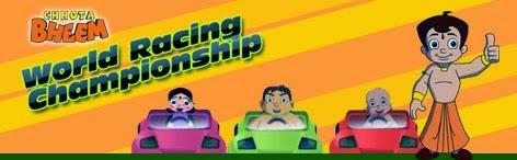 Chota Bheem Car Racing