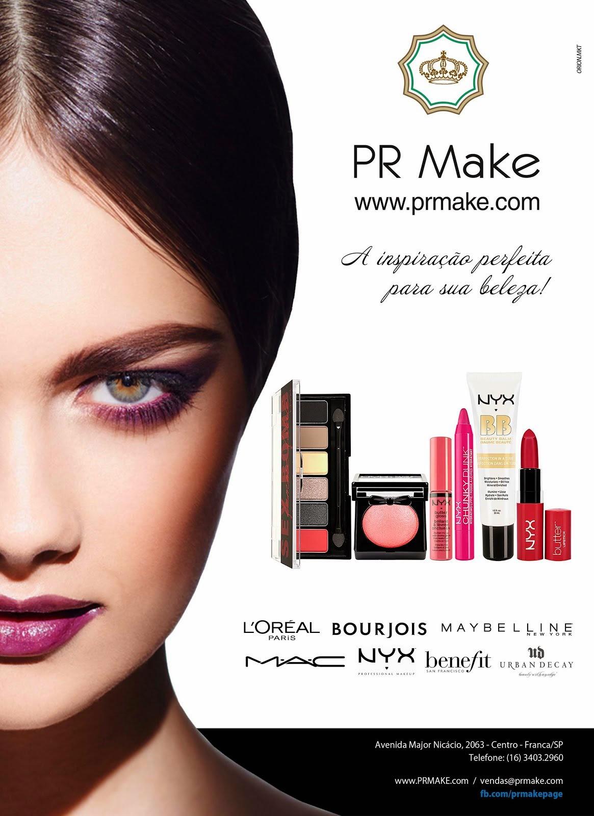 Campanha PR Make