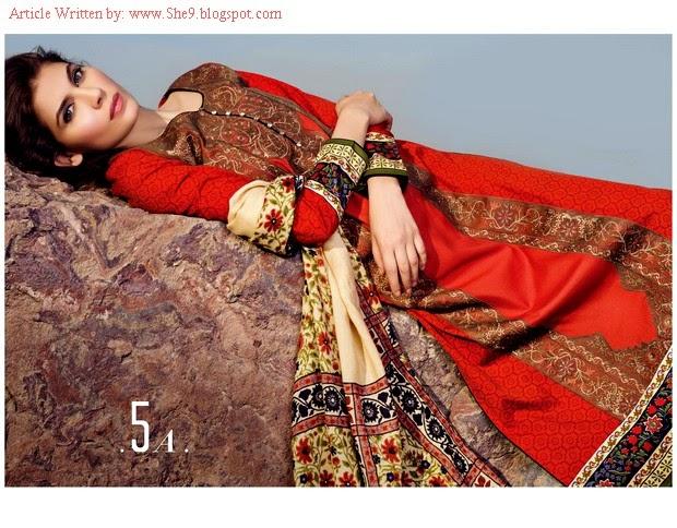 Sana Safinaz Shawl Collection