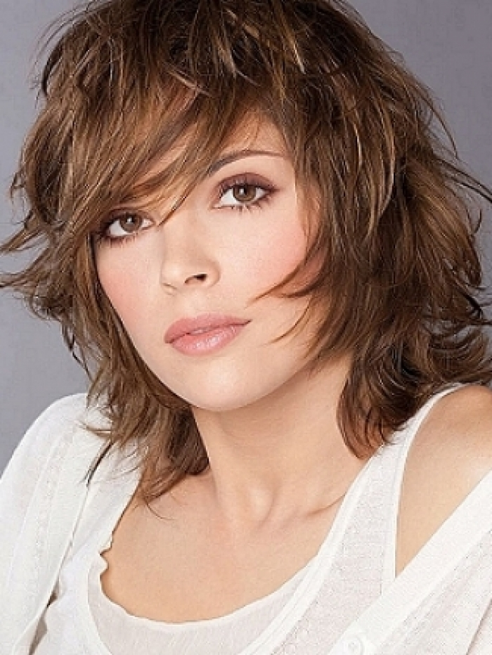 have short haircuts 2013 the haircuts medium length are liked and used ...