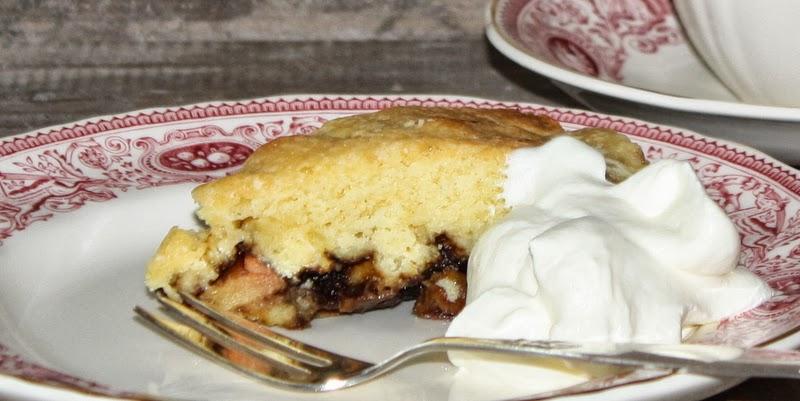 æblekage med lakrids