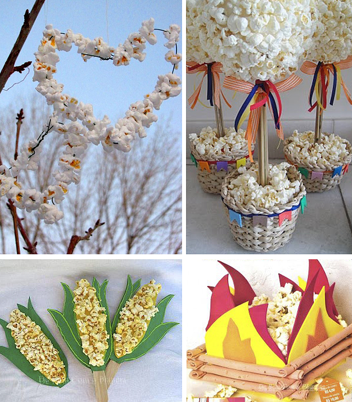 Mexegabula Festa Junina Decoraç u00e3o -> Decoração De Balões Festa Junina