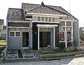 Desain Rumah Minimalis Modern 1 Lantai Terbaru   Model Rumah