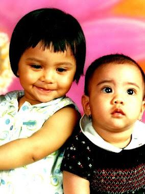 Prue dan Char, Anak Shahnaz Haque, Keponakan Marissa Haque