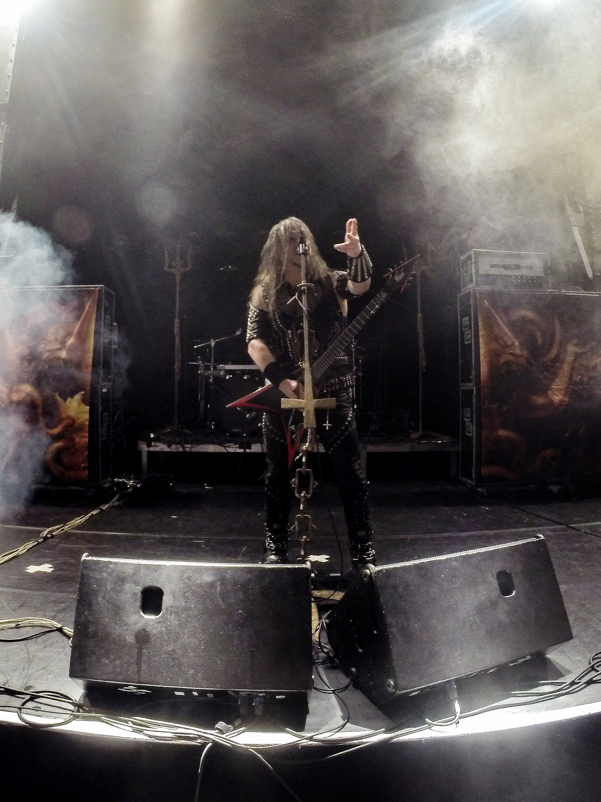 Vader - Hatefest Essen 2015