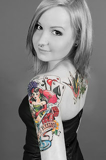 Tatuagem femininas fotos