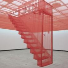 Do Ho Suh's Staircase V