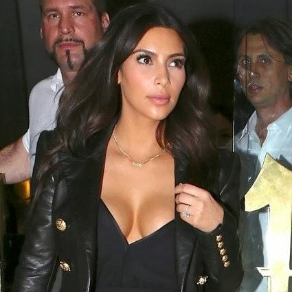 Kim Kardashian gasta cerca de 2,4 milhões por mês