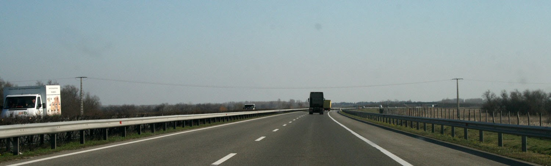 More incredibly flat Hungary