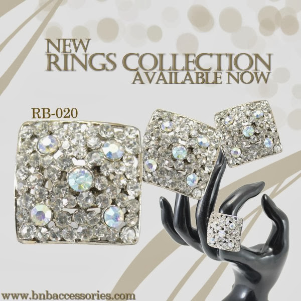 bnb accessories collection rings, bangles, earings