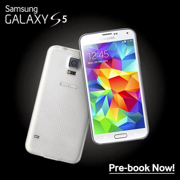 Samsung Galaxy S5 Features