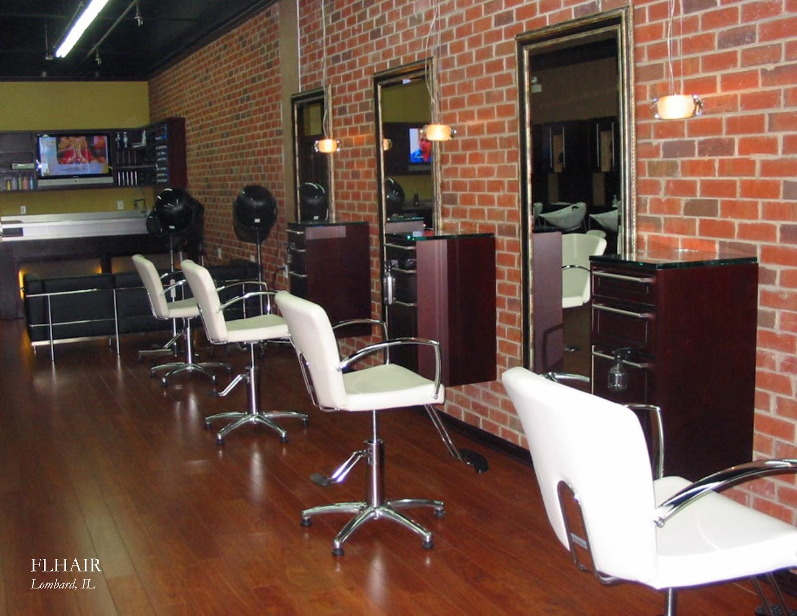 Michele Pelafas Salon Design