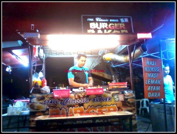 Burger Bakar Downtown Cheras