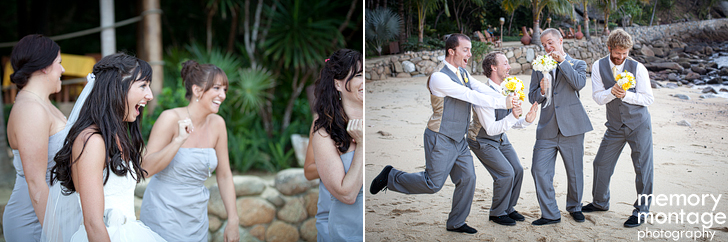 Las Caletas Puerto Vallarta Photographer Mexico Destination wedding photo family bridal party picture