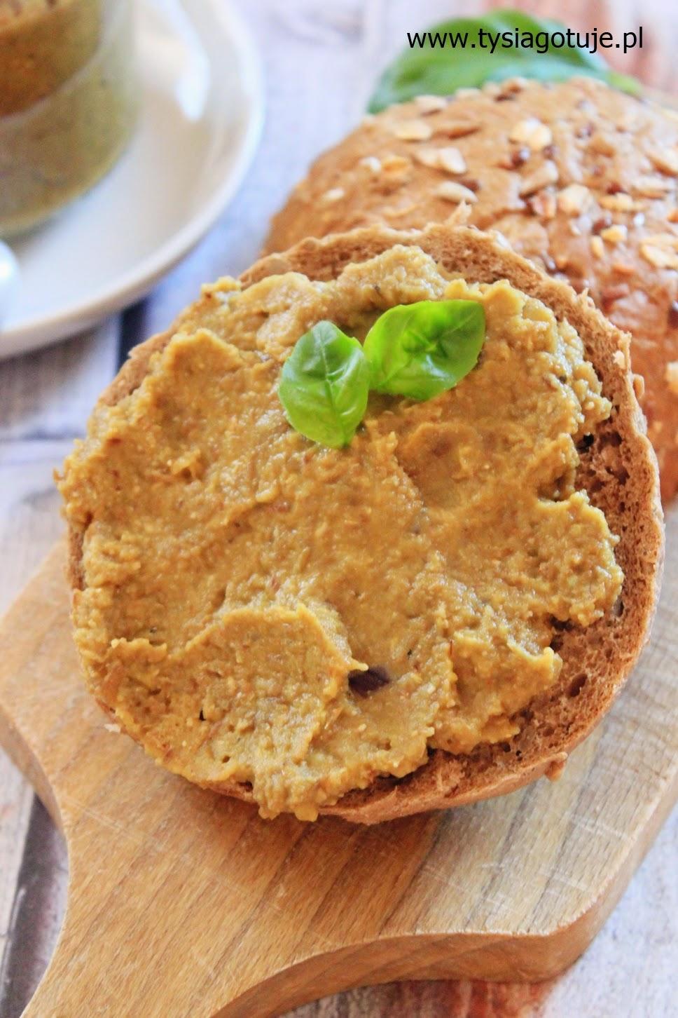 Pasta Z Zielonej Soczewicy Tysia Gotuje Blog Kulinarny