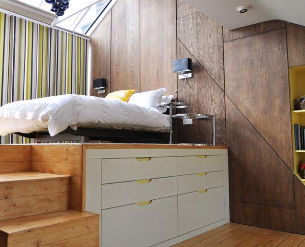 +kucuk+yatak+odas%C4%B1+dekorasyonu+(2) Küçük Yatak Odası Dekorasyonu