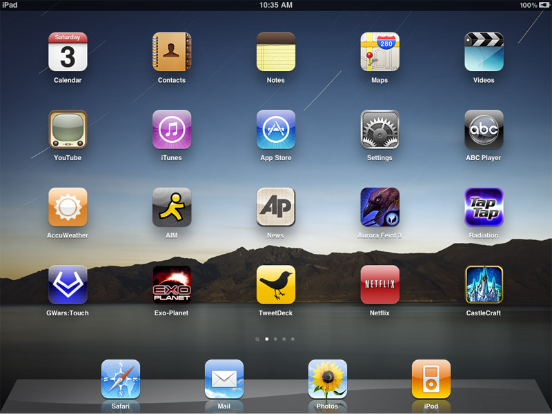 best apps for i pad