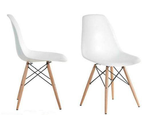 Mi mundo aparte mis sillas for Sillas polipiel blancas