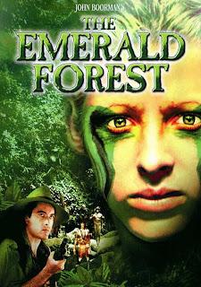 Assistir Filme A Floresta Das Esmeraldas Online - 1985