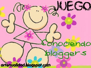 Juego: conociendo bloggers